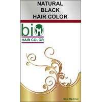 Bio Black Hair Color