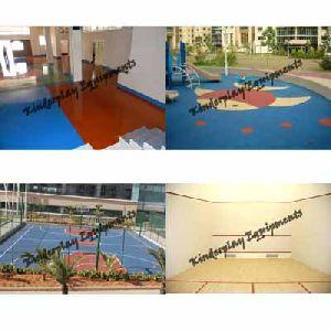 Sports Court Flooring