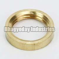 Brass Ring Nuts