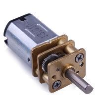 Dc Geared Motors