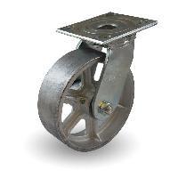 iron castor wheels