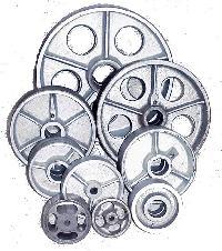 Metal Castor Wheels