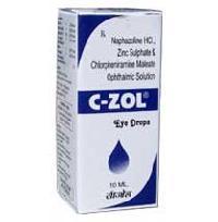C-ZOL Eye Drop