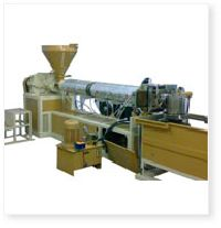 PP HDPE Monofilament Making Machine