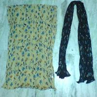 Polyester Stole Item Code : Ae-1688