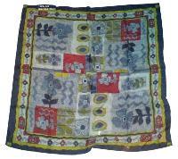 Silk Scarf, Silk Scarves Item Code : Ae-1486