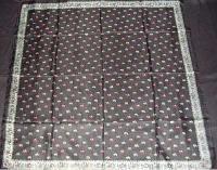 Silk Scarves  Item Code : Ae-10186(f)