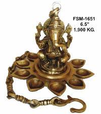 Bd-05 Brass Diya