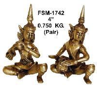 Brass Artifacts Ba-04