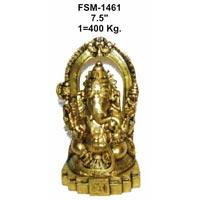 Brass Ganesh Statue- G-30