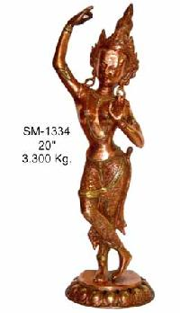 Brass Statues- Bs - 08