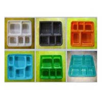 Meal Tray, Vacuum Forming Packing Tray, Thermoforming Cosmetic Packing Tray