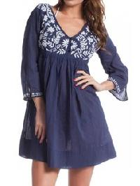 Embroidered Womens Tunic