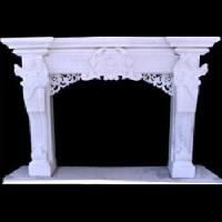 Stone Fireplace - Sfp 01