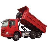 Transportation Tipper Lorry