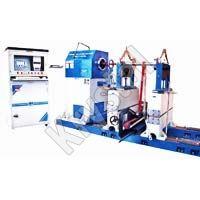 KHS Series Horizontal Axis Balancing Machine