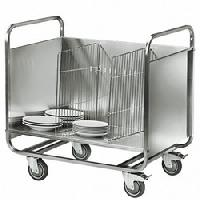 linen cart trolley
