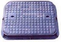 Grey Cast Iron Iron Manhole