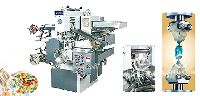 Double Side Twist Candy Wrapping Machine