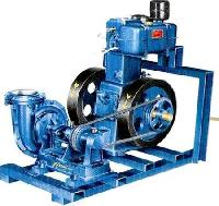 Volute Casing Pump With Air Cooled Diesel Engine