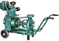 Volute Casing Pump with Water Cooled Diesel Engine