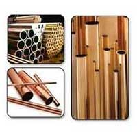 Nickel Alloy Tubes, Copper Alloy Tubes