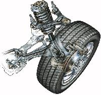 Automobile Suspension Parts