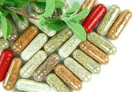 Herbal Nutritional Dietary Supplements