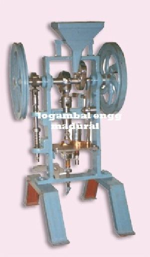 Camphor Tabletting Machine