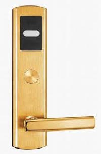 automatic hotel door lock