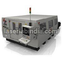 High Power Fiber Laser Cutting System