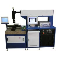 High Power Precision Laser Cutting System