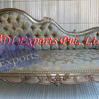Wooden Carving Home Sofa Couch