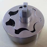 Sintered Ge rotors