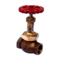 Bronze Union Bonnet Wheel Valve (Q-4)