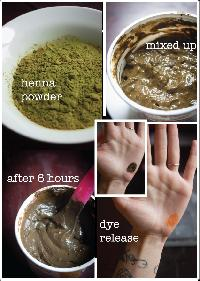 Henna Dyes