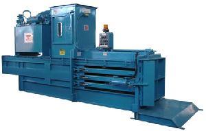 Bajaj Horizontal Baling Press Machine
