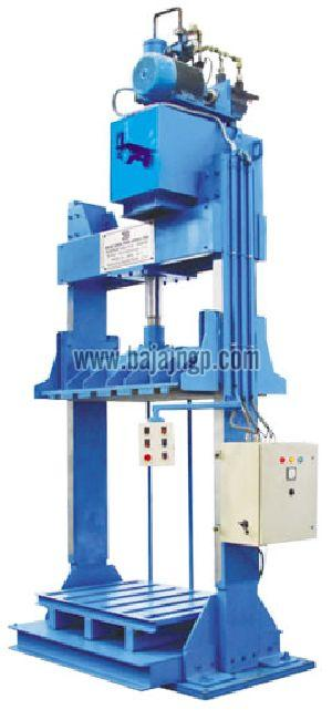 40 Ton Baling Press Machine