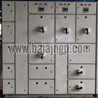 Thyrister Based Apfc Panel, Power Factor Control Panel