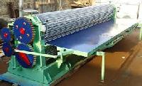 galvanized corrugated roofing sheet machine