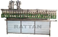 High Speed Semi-automatic Liquid Filling Machine