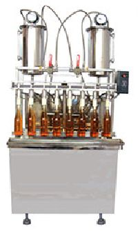 Semi-automatic Liquid Filling Machine