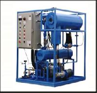 Oil Cleaning Machines