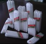 White Candles,Pillar Candles,Household Candles