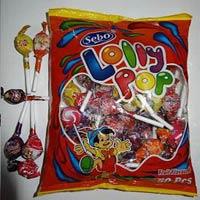 Lollipops, Sugar Candy
