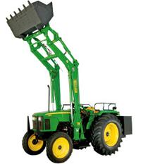 Bull Front End Loader Tractor