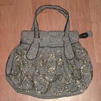 Woolen Ladies Handbags 02