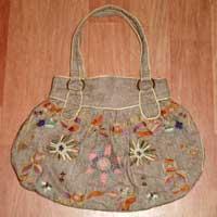 Woolen Ladies Handbags