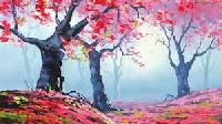 nature paintings