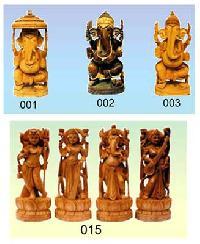 Wooden Idols